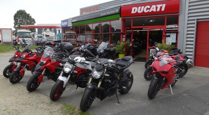 Ducati Store Lorient