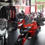 concession moto lanester - Ducati, Triumph, Kawasaki