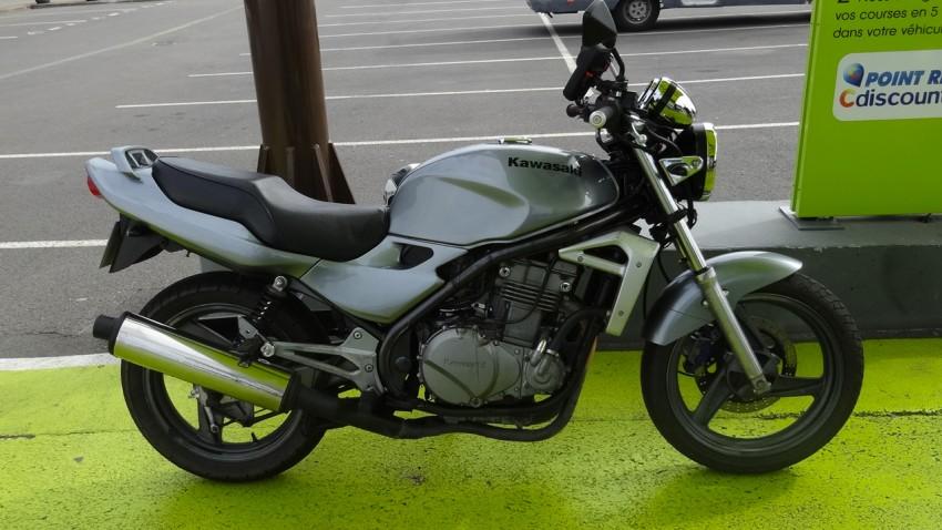 Kawasaki ER5 de Romaine (Bain de Bretagne)