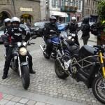 motards Rennais à Dol de Bretagne