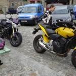 groupe de moto pour une sortie motarde en Ille-et-Vilaine