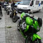 balade moto entre passionné de 2 roues