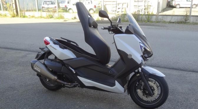 scooter 400cc chez Yamaha