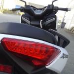 feu arrière du xmax 400cc