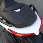 confort sportif sur le xmax 400