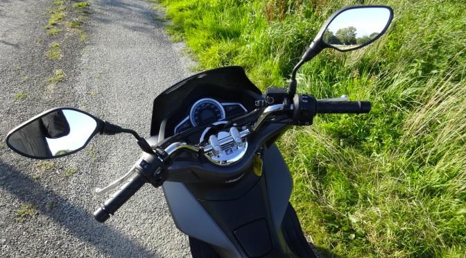 honda PCX 125, scooter Leconte Rennes
