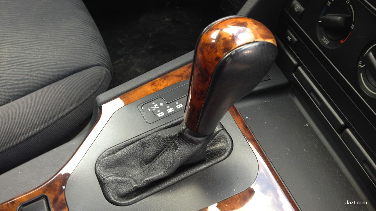 BMW 520i avec BVA