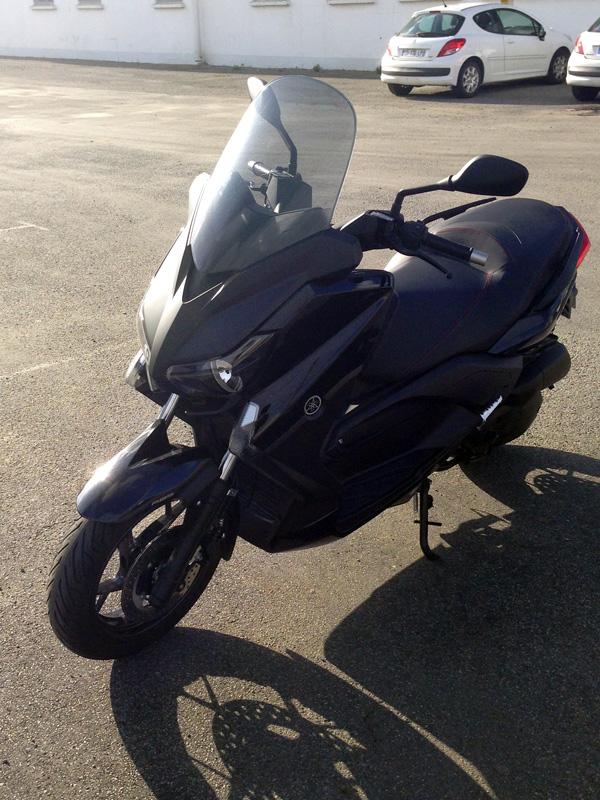 Xmax 125 Yamaha à Rennes