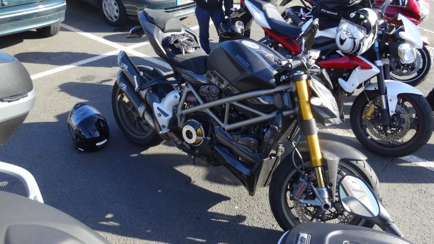 1098 Streetfighter Ducati