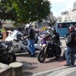 motard Rennais à Dinard