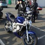 Yamaha FZ6N de Florent