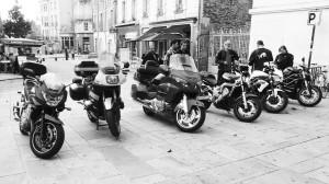 balade moto au départ de Rennes le 14 septembre