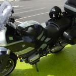 moto de Jean-François