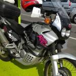 moto de François
