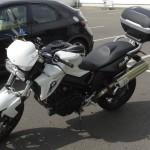 moto de Magdalena (en France)