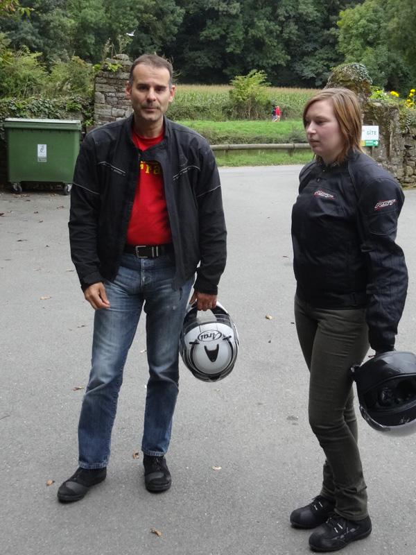 Jean-Claude et Laura