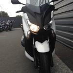 scooter sportif chez Yamaha