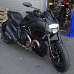 Ducati Diavel LED 2014