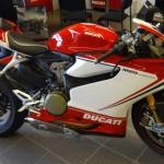 Ducati 1199 S Tricolor