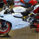 Ducati jante rouge 899