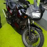 Kawasaki GPZ idéal pour débuter