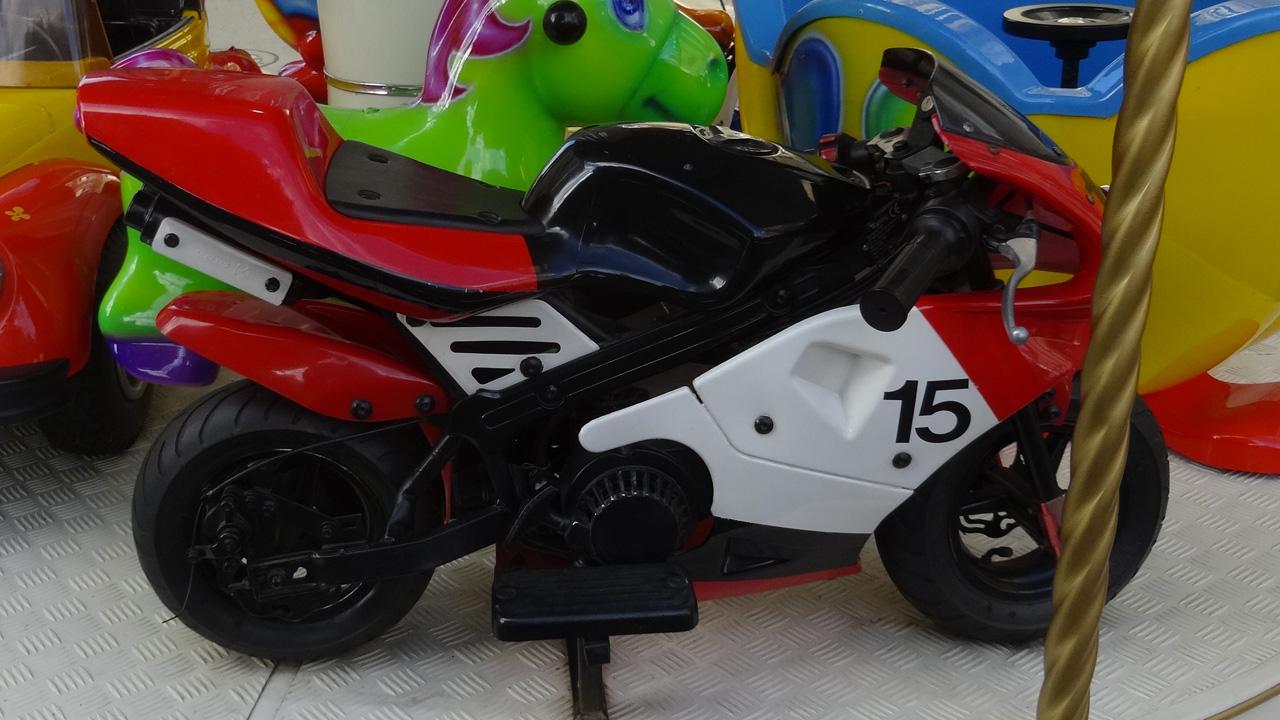 moto pour les enfants