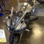 R125 chez Yamaha