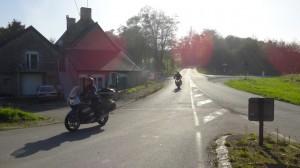 balade moto du 31 octobre 2014