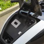 recharge électrique de sa moto