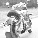 moto vintage électrique