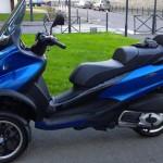 Scooter Piaggio MP3 300 Sport