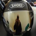 casque moto intégral Shoei