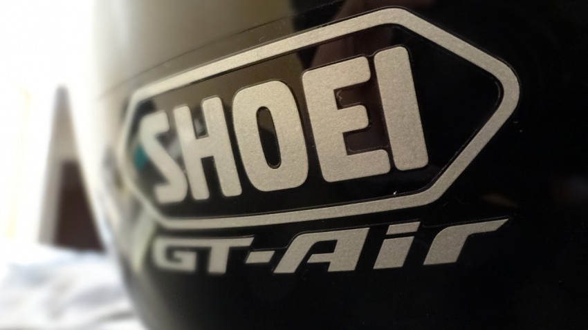 Logo Shoei GT Air