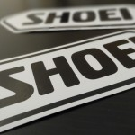 autocollant Shoei