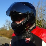 essai casque moto GT Air Shoei