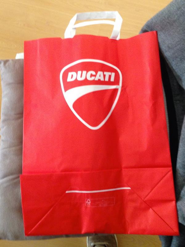 sac Ducati