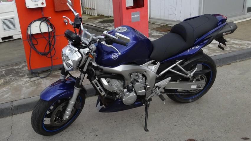 FZ6N à vendre sur Rennes