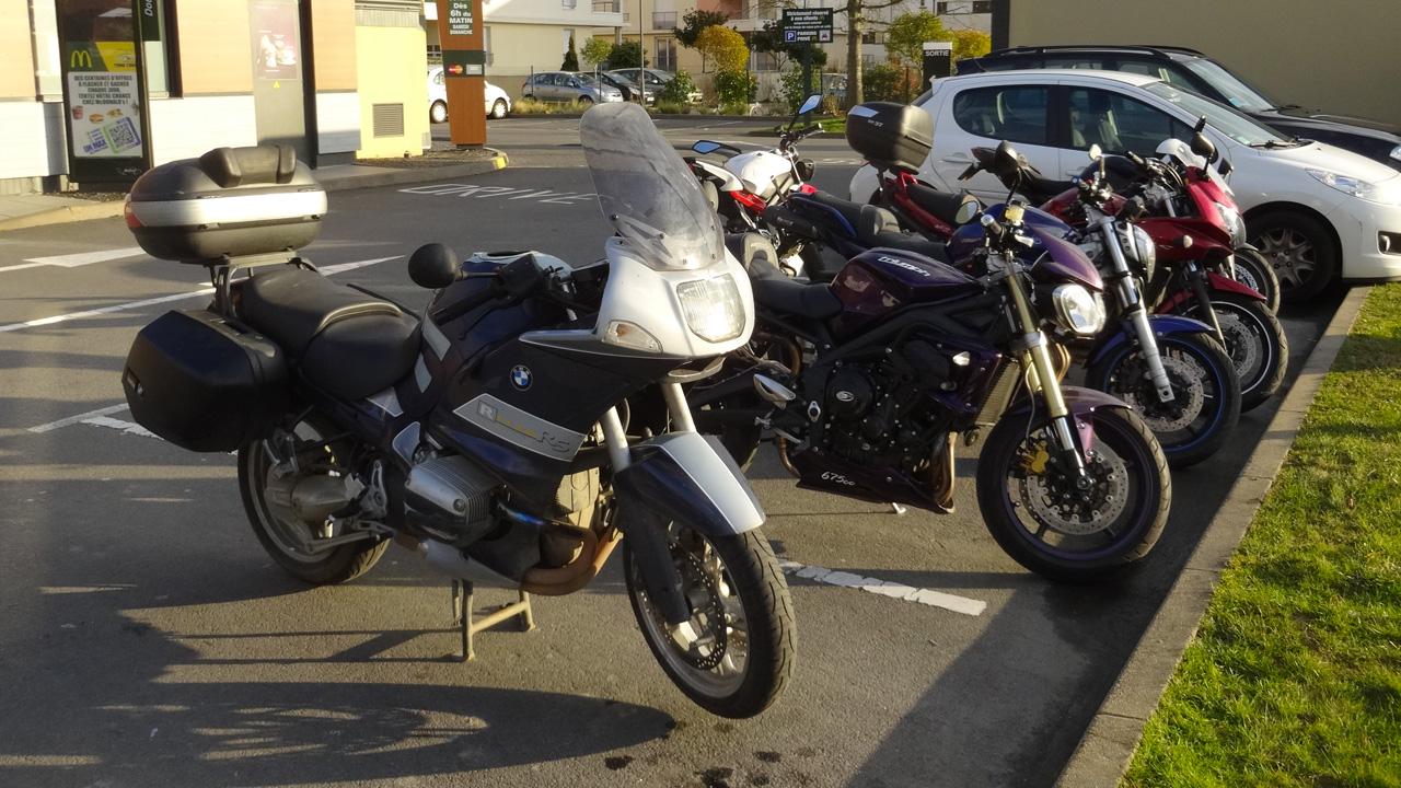 groupe moto à Rennes