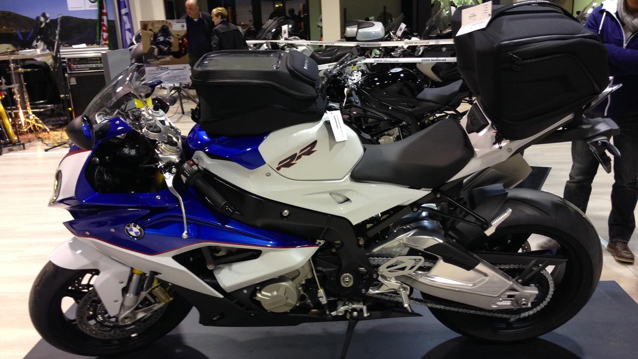 S1000RR bleue