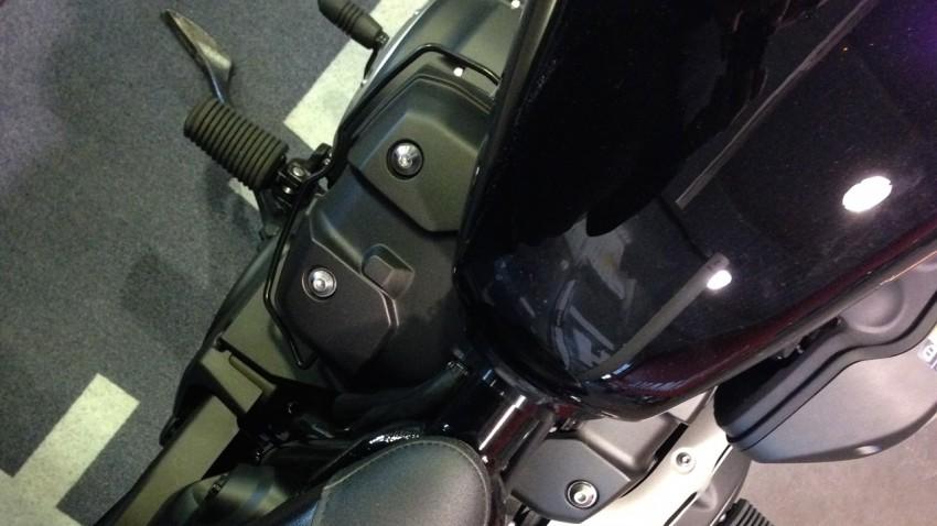 moteur du 950 XV BOLT Yamaha à Rennes