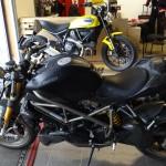 Ducati Streetfighter 1098 S de David Jazt en 2015