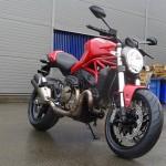 Ducati 821 de David Jazt
