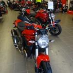 Concession moto Ducati près de Rennes