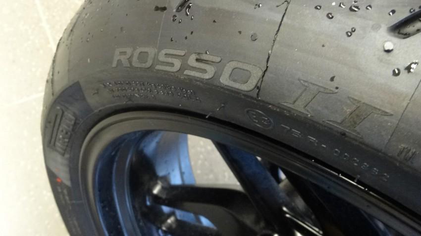 pneu moto Ducati 821