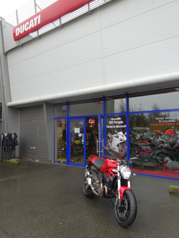 concession moto ducati Laval