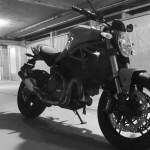 moto de David