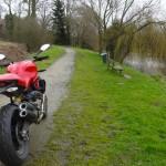 belle moto italienne