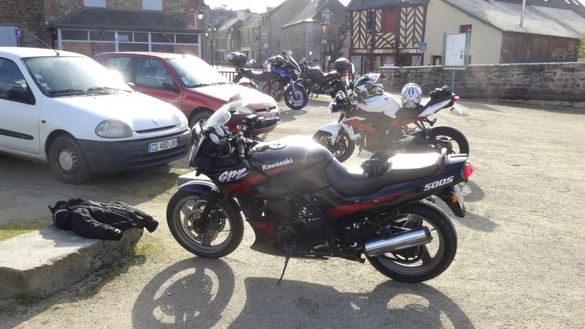 Kawasaki GPZ à vendre