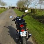 essai moto Honda CB 500 F ABS