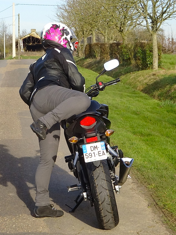 laura motarde Bretonne à Rennes